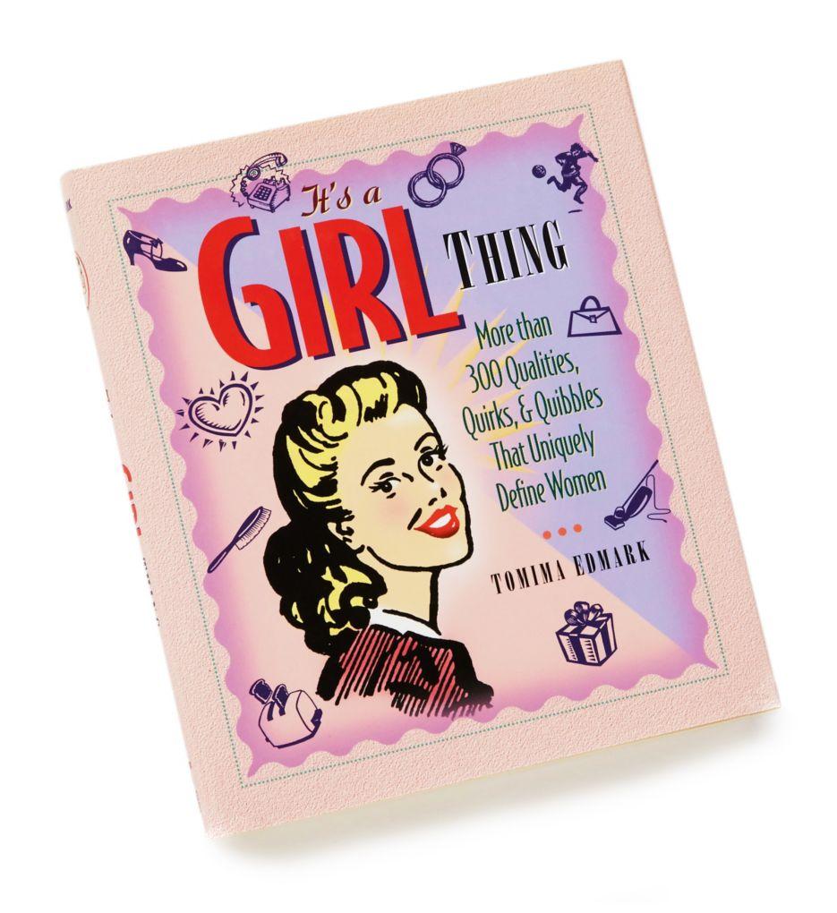 HerRoom & HisRoom It's a Girl Thing Book GirlThg